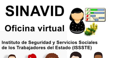 Sinavid. Oficina virtual Issste